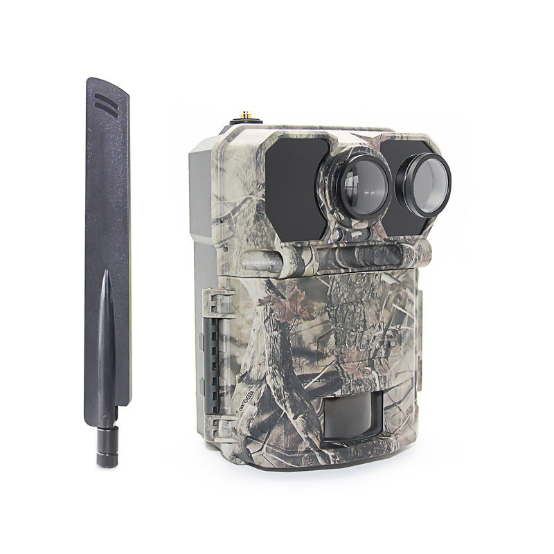 IP66 Waterproof 4G Hunting Camera , SD Card Victure Trail Game Camera