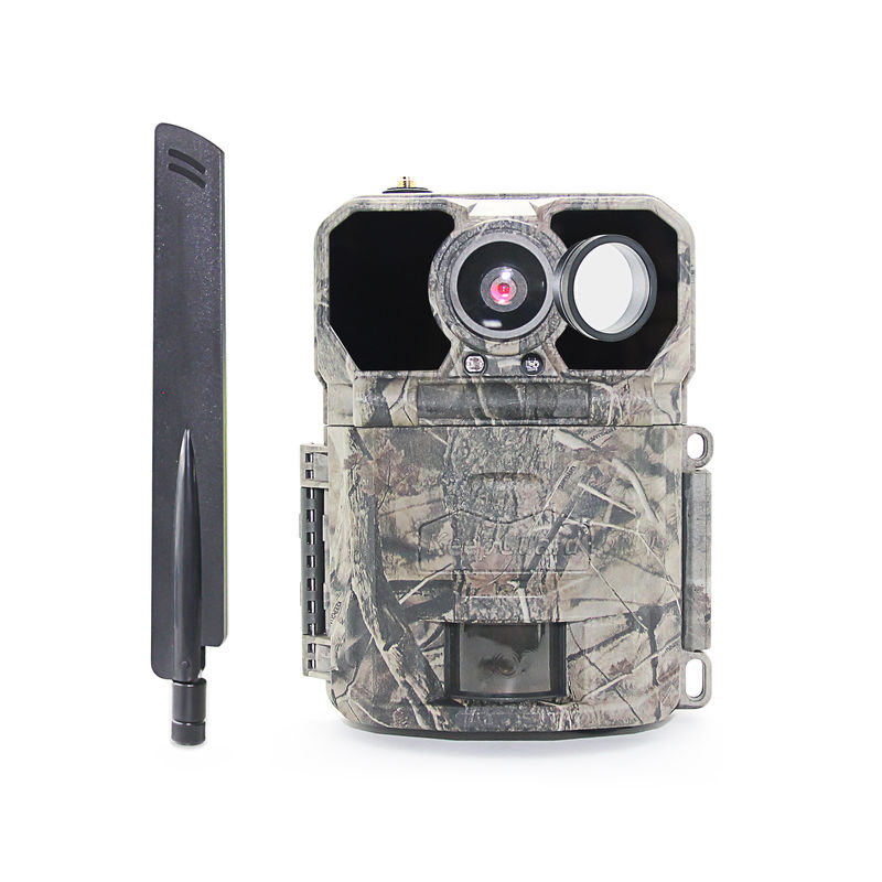 Night Vision Digital Wild LTE 4G Hunting Camera Day And Night Operation