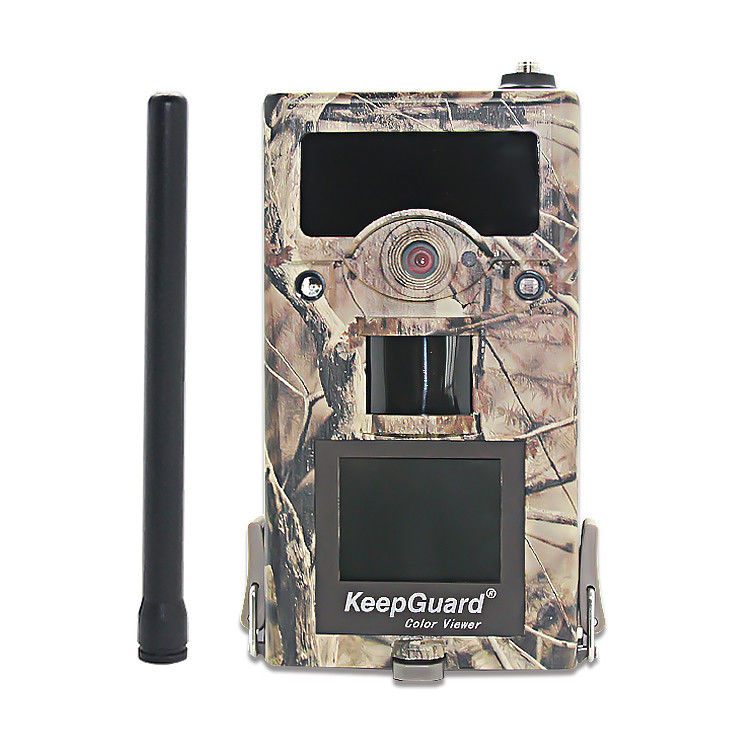 Surveillance Deer Trail Cameras / Infrared Wildlife Camera High Resolution