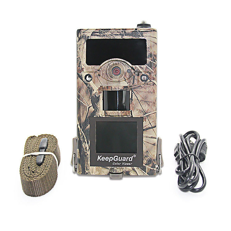12MP 8MP 5M 3M Night 3G Trail Camera Programmable Audio Video Display