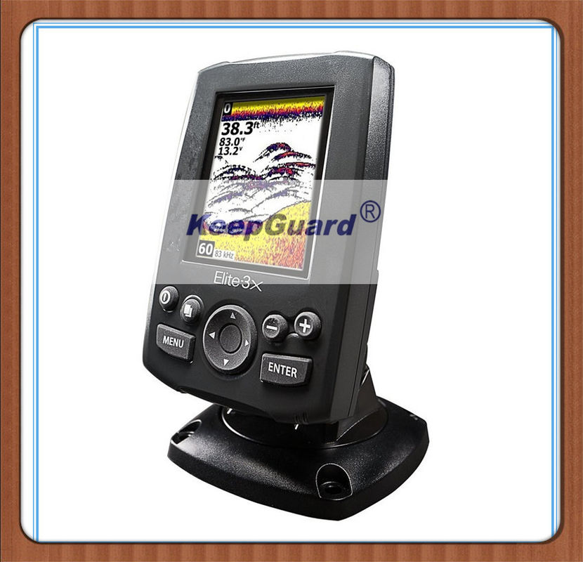 Elite 3X Fishfinder Portable Fish Finder KeepGuard 65498-9645680